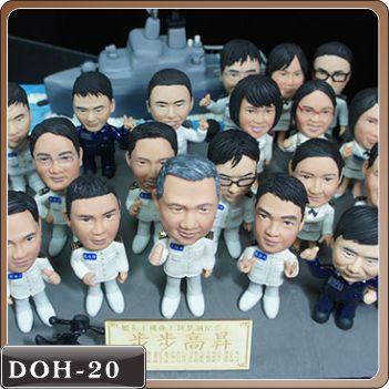 DOH-20 海軍公仔場景組